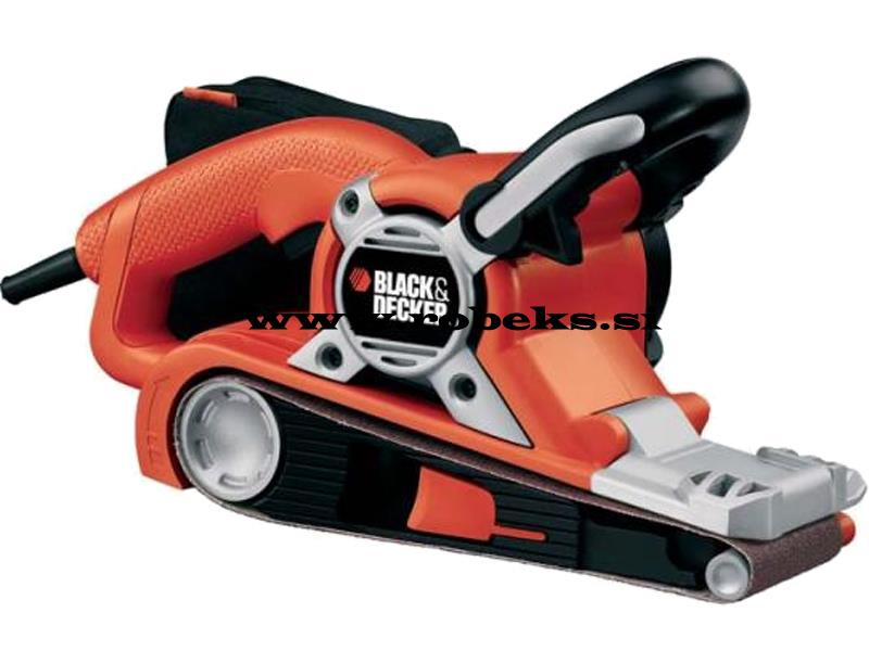 Tračni brusilnik Black Decker KA88