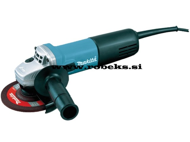 Kotni brusilnik Makita  9558HNZ,840W,125mm