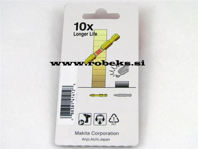 Torx vijačni nastavek Torsion T15 50mm 2 kosa